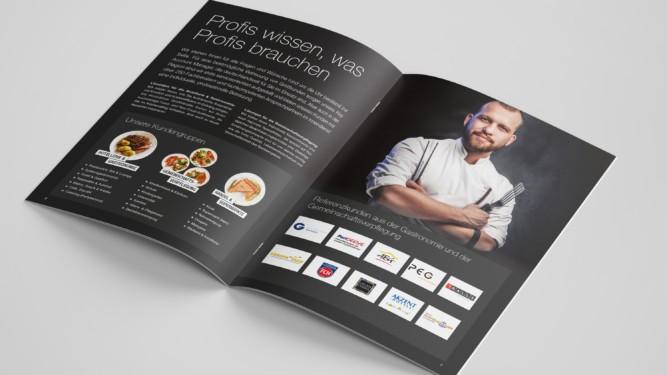 Katalog Innenseiten von EDEKA FOODSERVICE