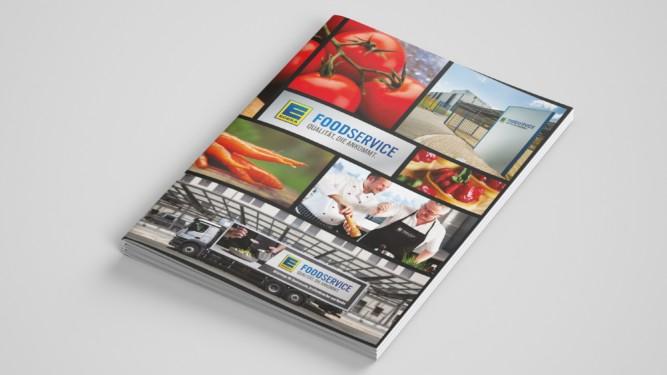 Katalog-Cover von EDEKA FOODSERVICE