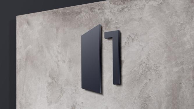 KILSGAARD Icon auf einer Betonwand